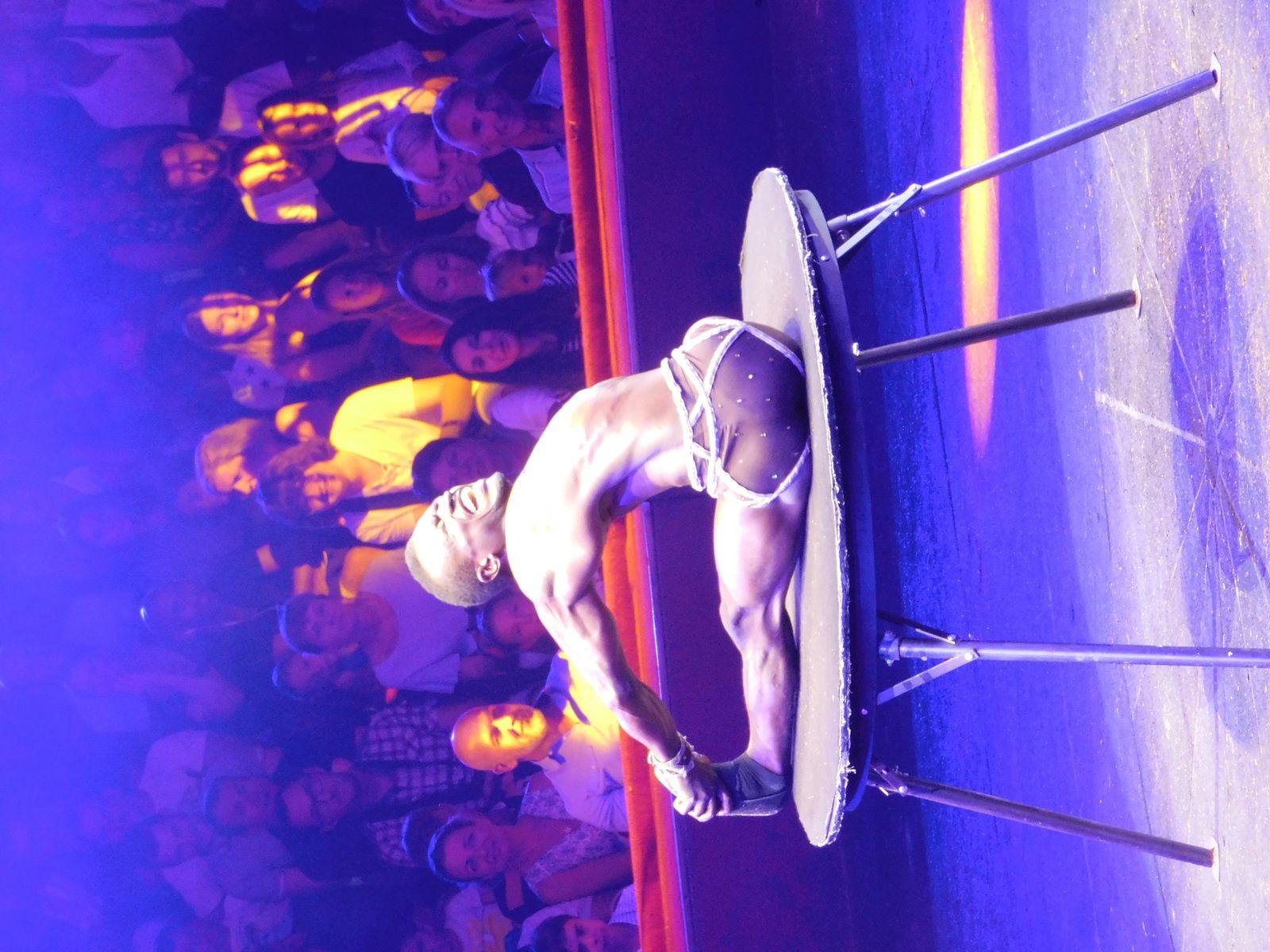 Sortie sympa : Cirque Arlete Gruss Août 2017 à Valbonne