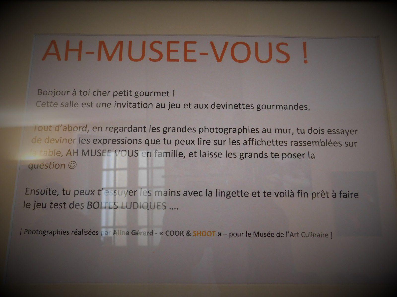Sortie sympa : Musée Auguste Escoffier de l'art culinaire à Villeuneuve-Loubet Village