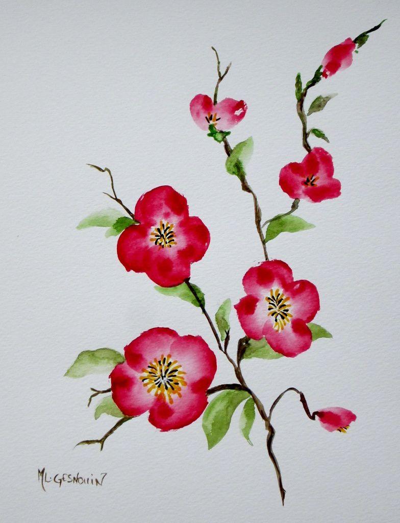 Fleurs chinoises