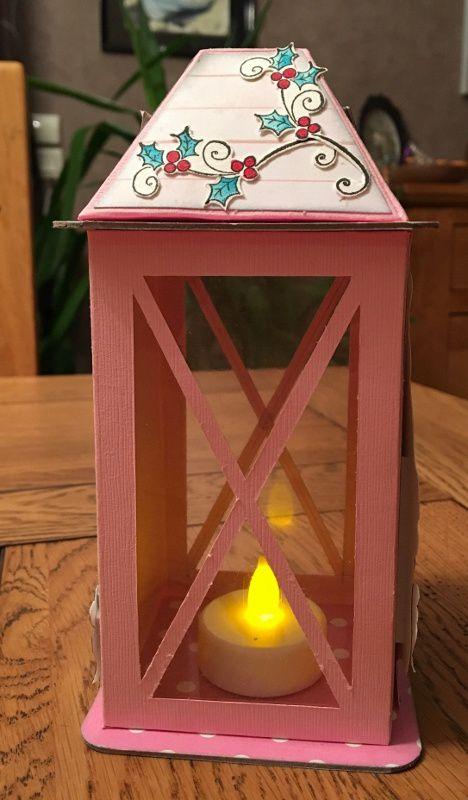 Une lanterne pour Noël