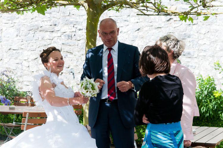 MARIAGE : HELENE ET FREDERICK -2-