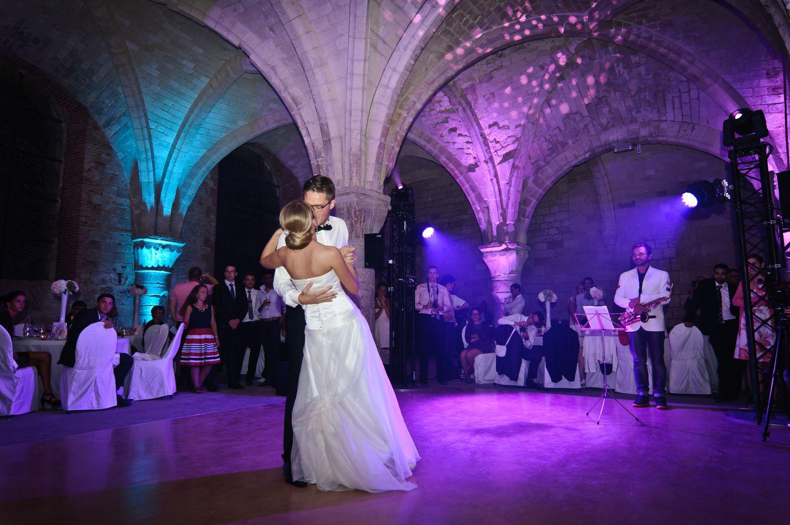 MARIAGE : ABBAYE DE VAUCELLES