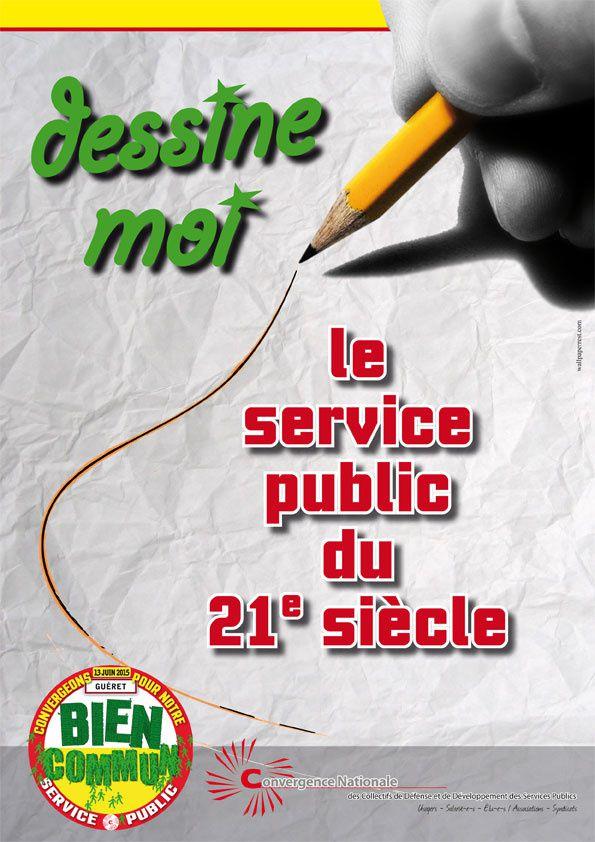 le 13 juin tous ensemble à Guéret pour la reconquète des services publics