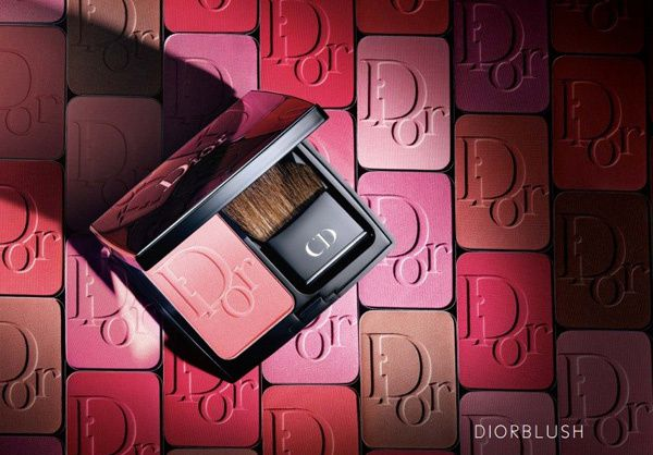 Dior Mystic Mettallics collection