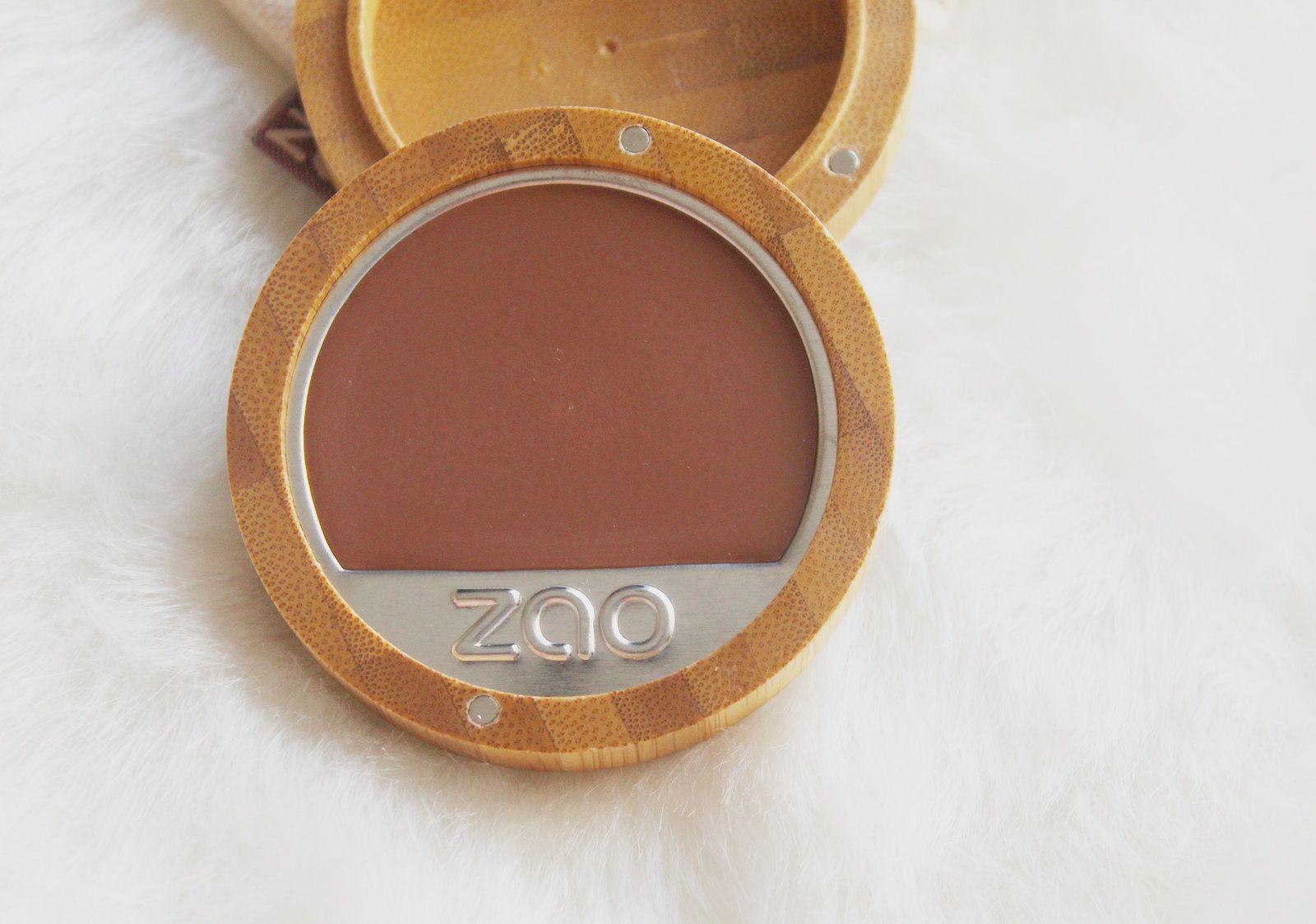 Zao Etnik : Le maquillage Bio pour les peaux foncées