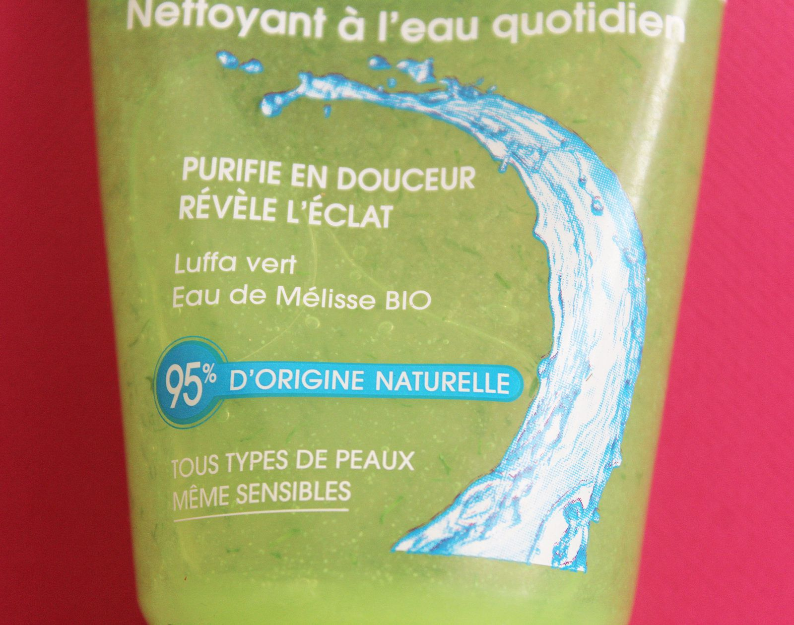 Gel exfoliant micellaire Barbara Gould