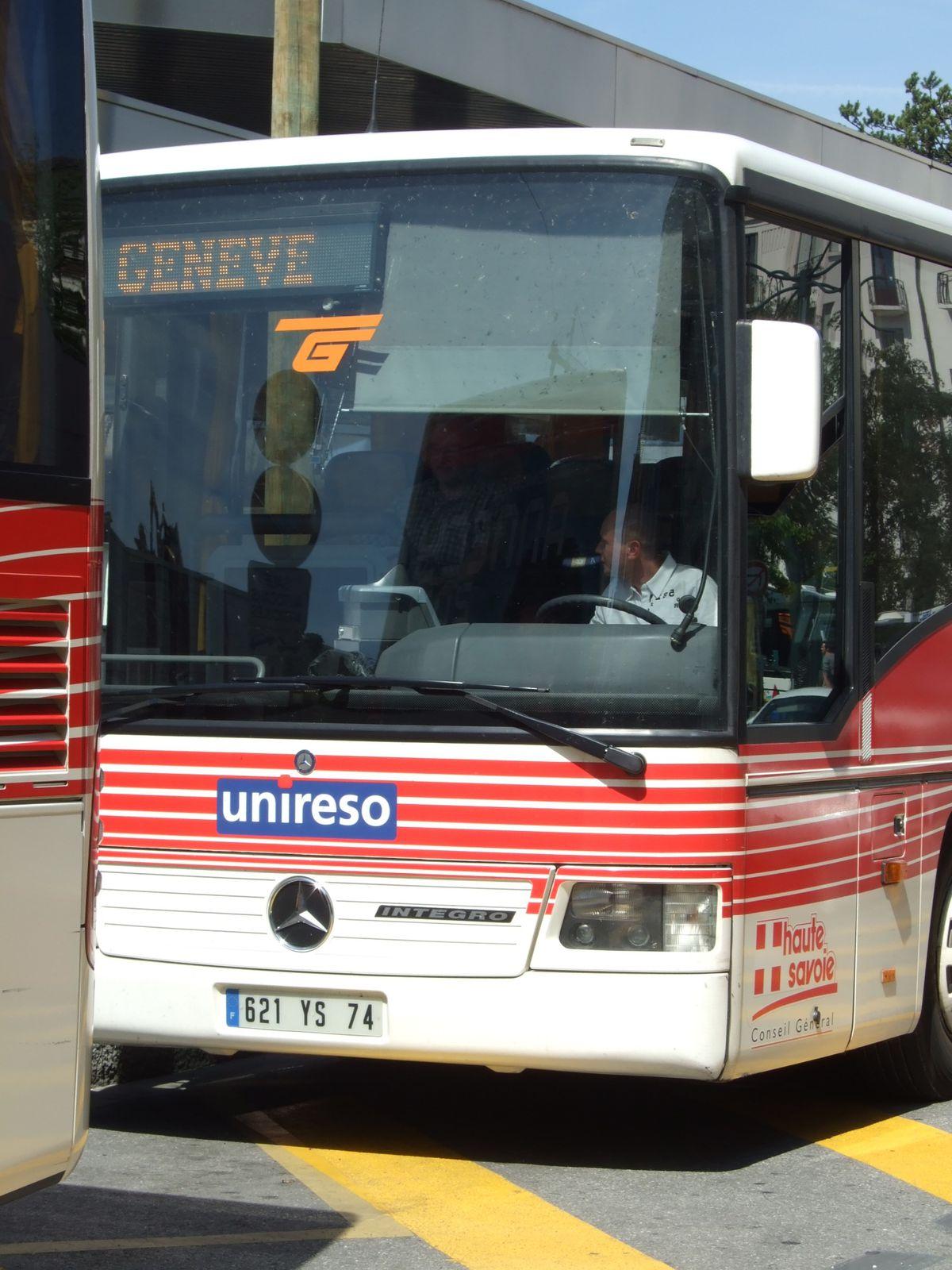 Lignes commerciales Transfrontalières TRANSALIS T71-72-73-74