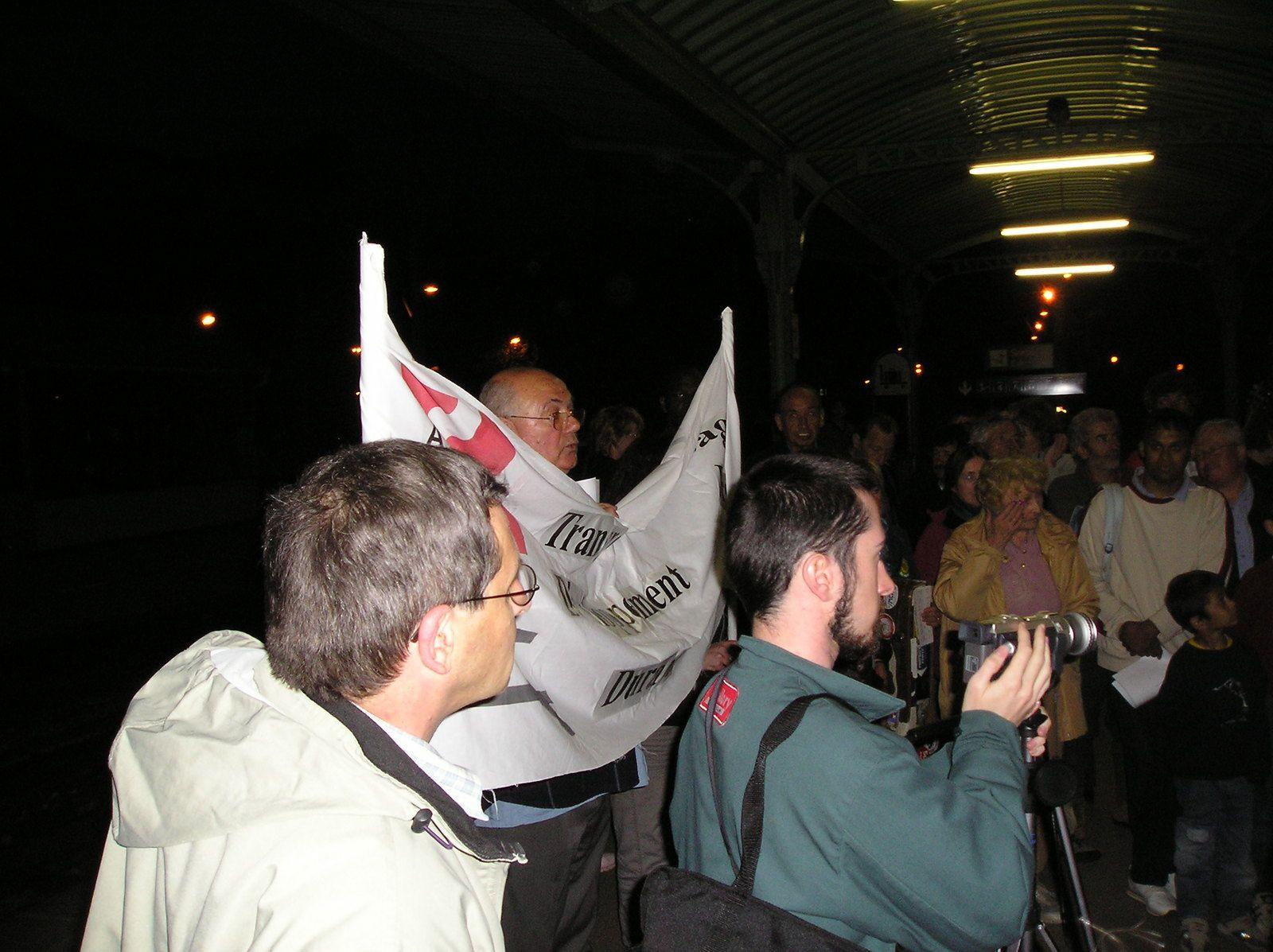 Intercités de nuit &quot&#x3B;Corail Lunéa&quot&#x3B; Paris Austerlitz - St Gervais - Paris