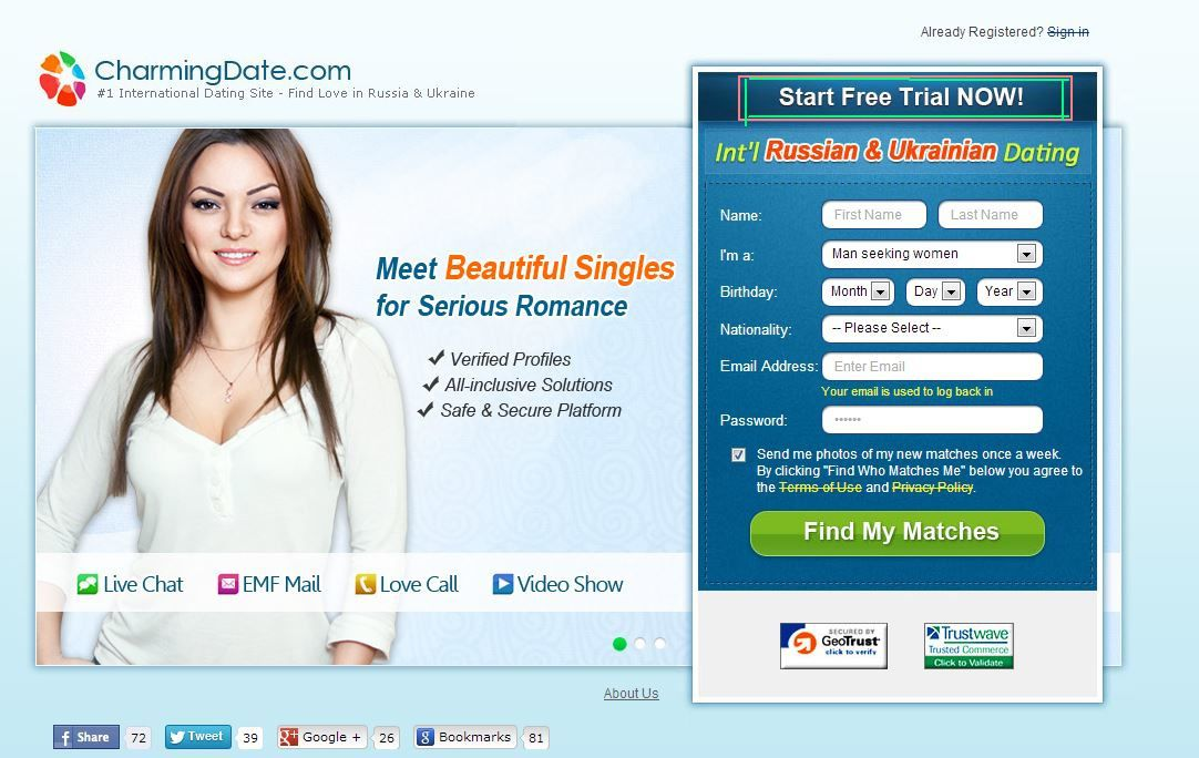 Free overseas dating sites