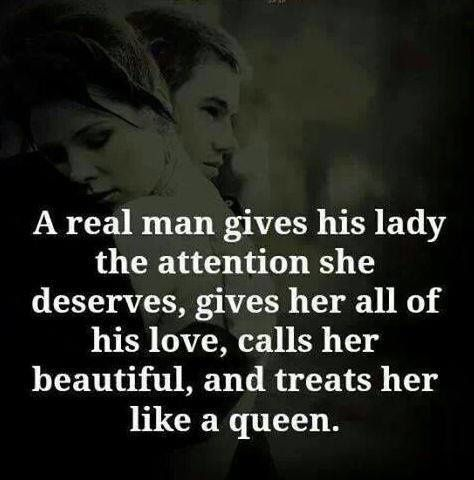 What's a Real man?