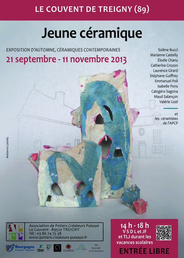 2013, exposition automne