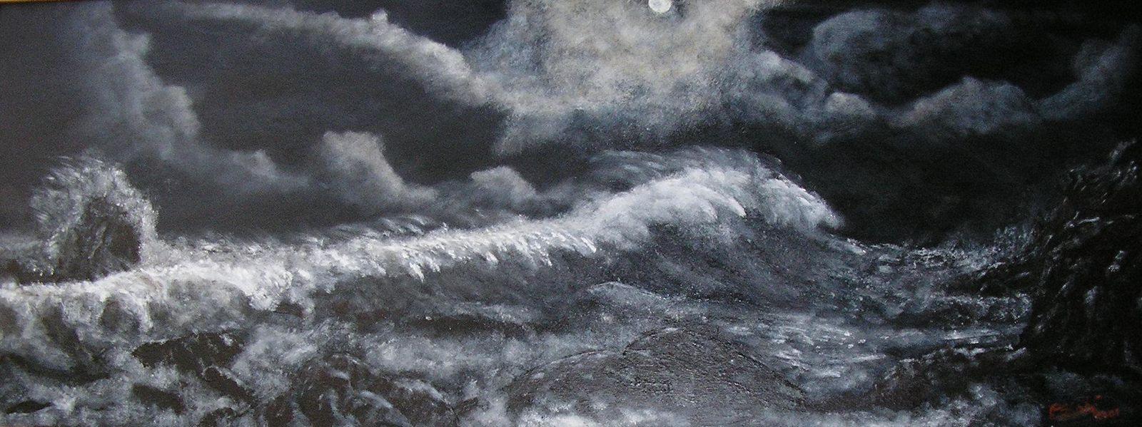 L'atelier du Lys Rouge: marines et nocturnes