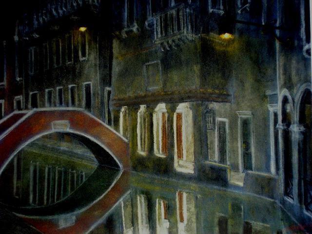 L'atelier du Lys Rouge: les nuits vénitiennes