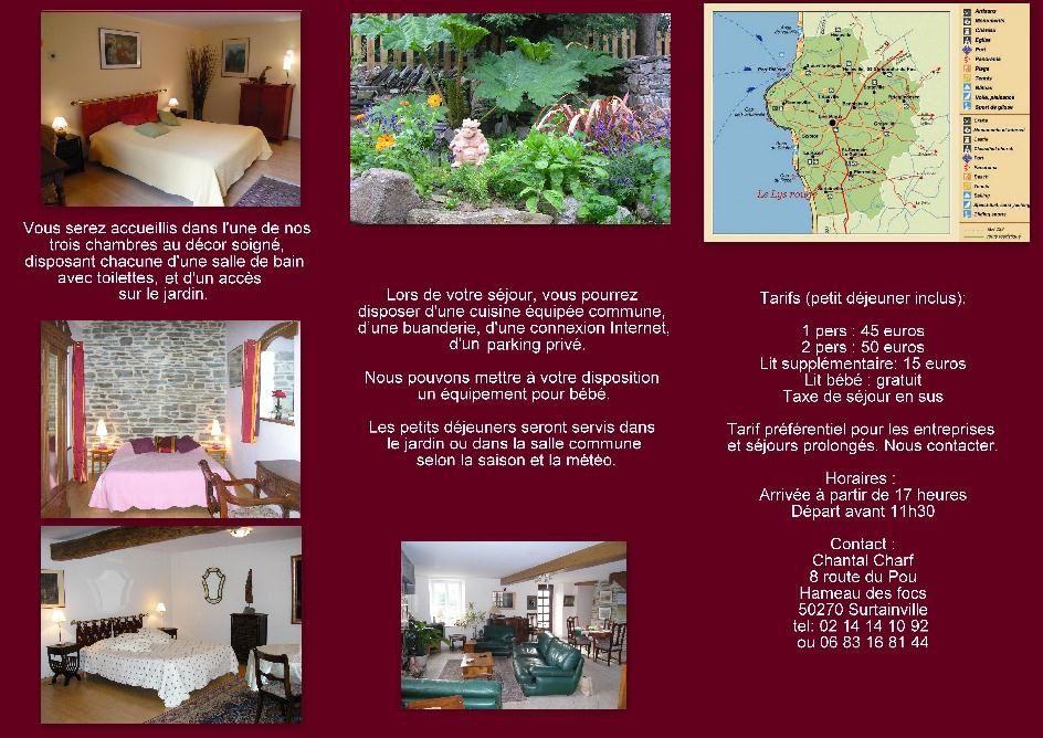 Réserver votre séjour: philippealphe@hotmail.com ou 0214141092