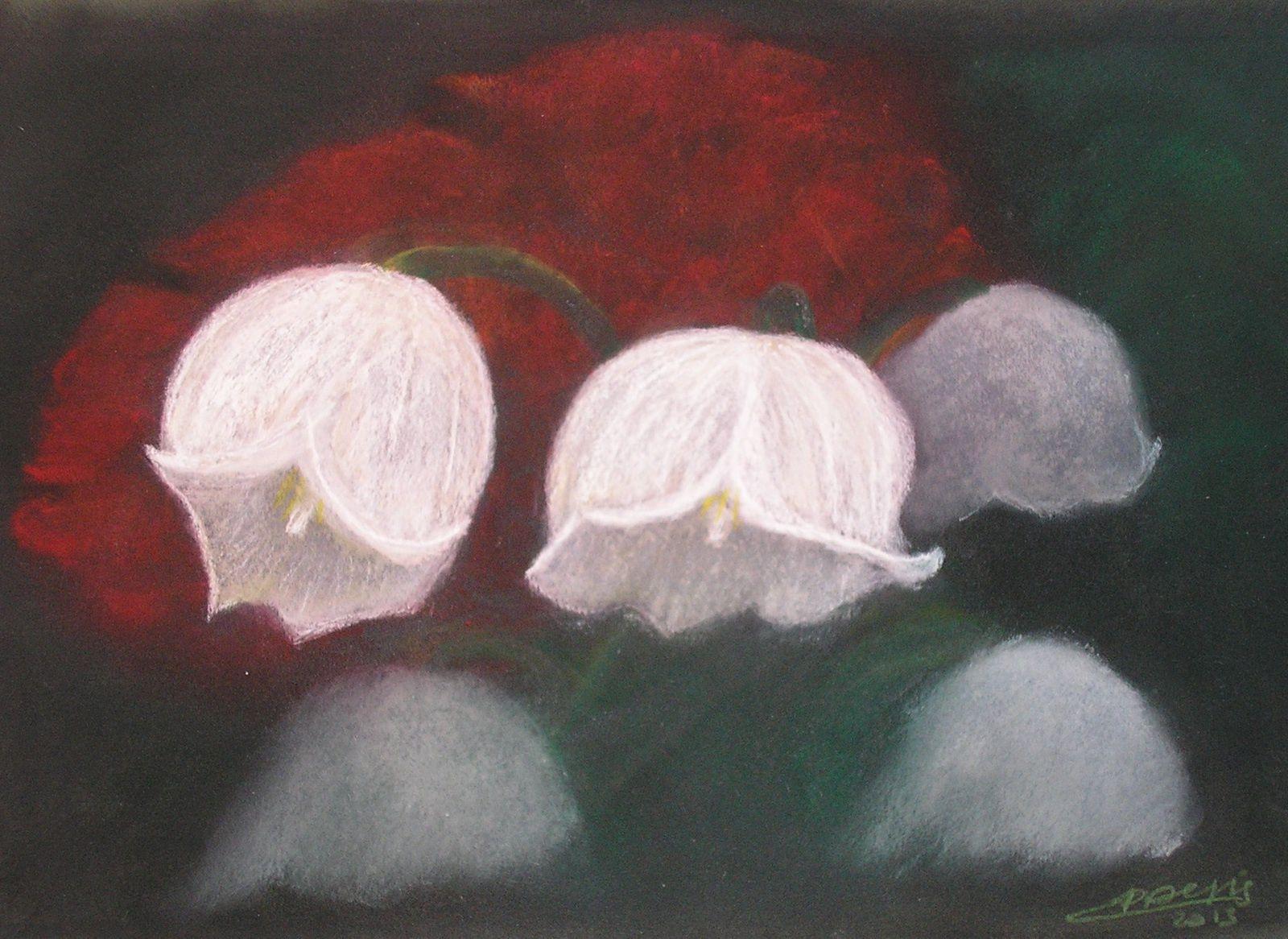 Série florale