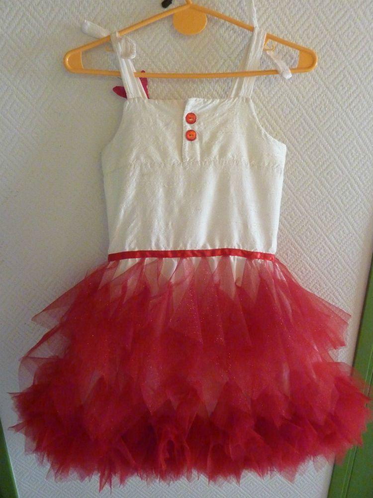 Une robe digne de la mariée