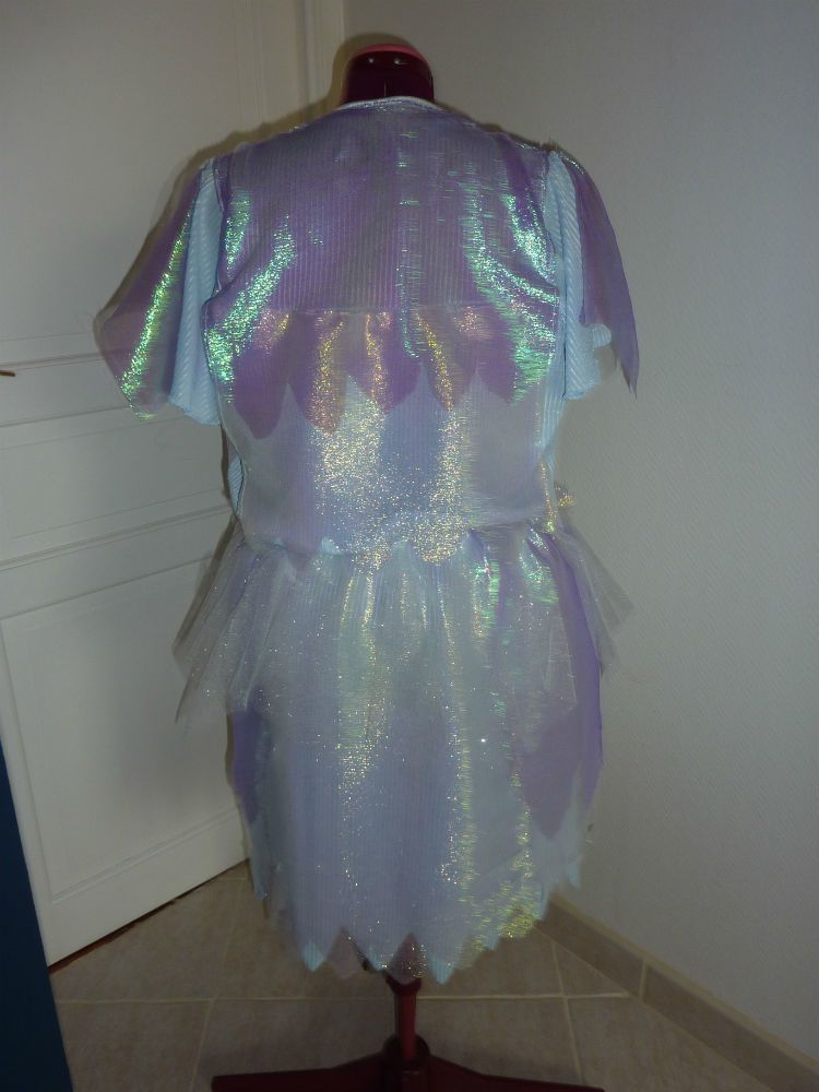 Une robe pour Chantal...