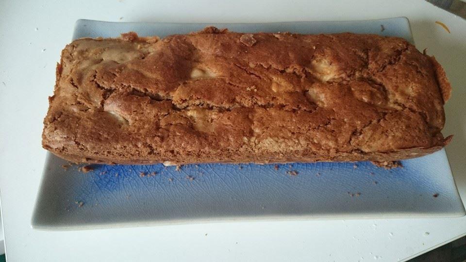Ma Recette du Gâteau au yaourt pomme/poire pour un goûter équilibré !