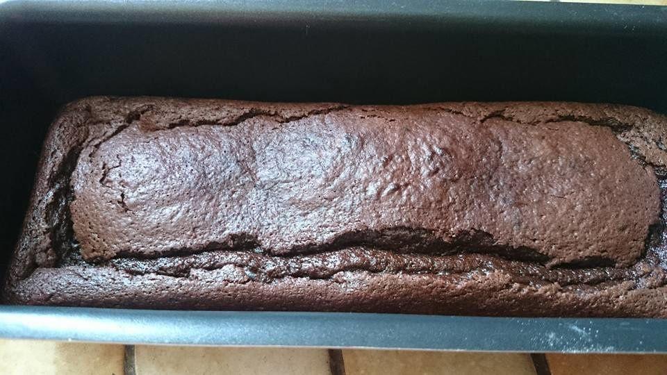Recette de gâteau chocolat courgette