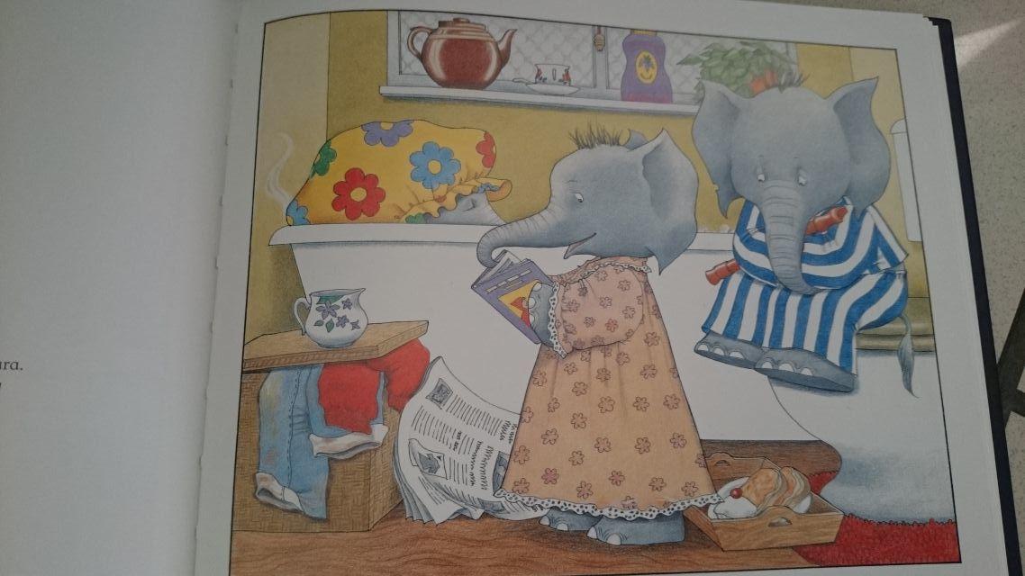 Dans ma Bibliothèque #30 : Laissez Maman Tranquille !