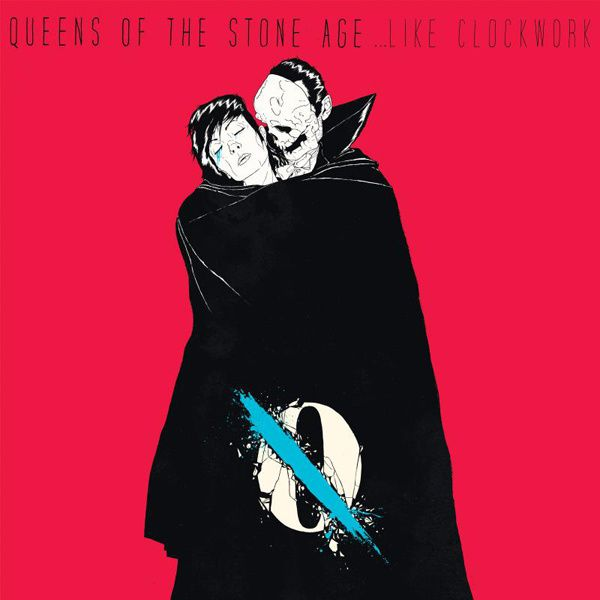 QUEENS OF THE STONE AGE - Like clockwork (2013)