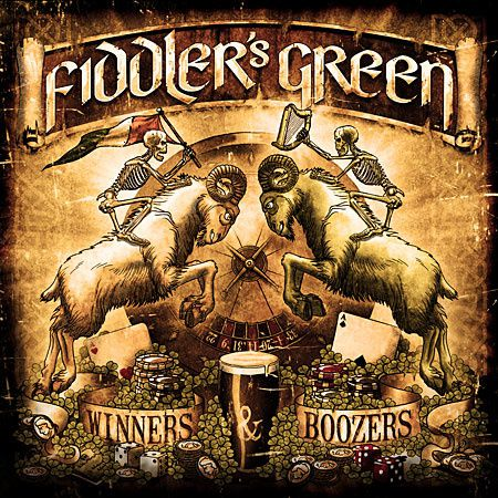 FIDDLER'S GREEN - Winners and boozers (2013)