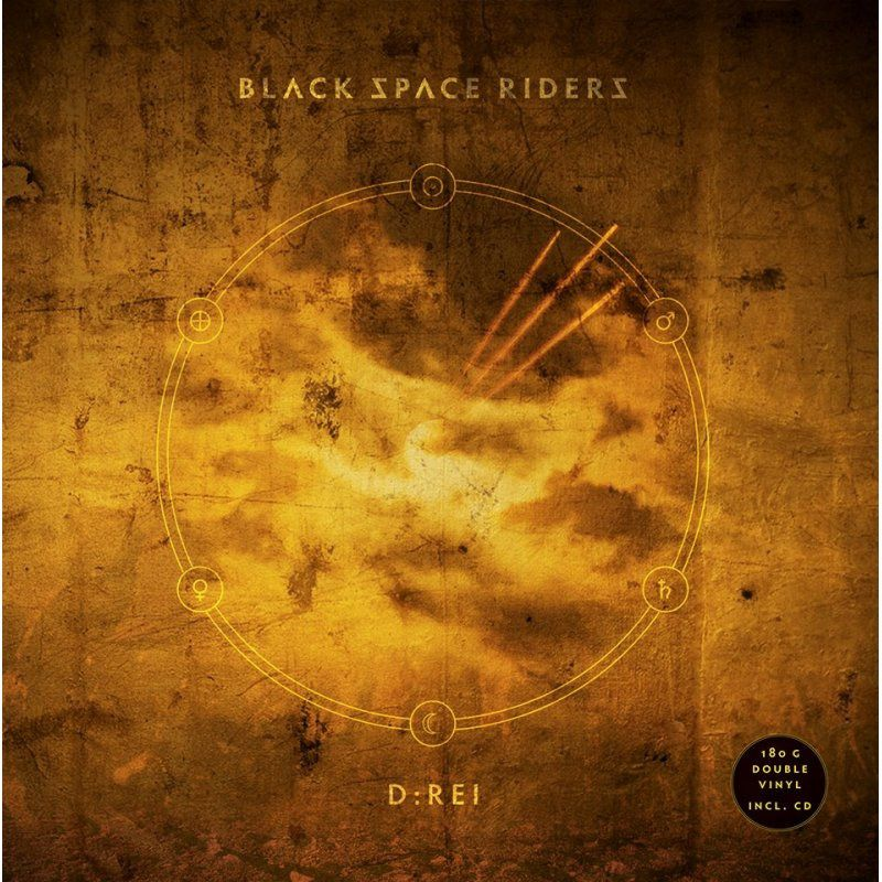 BLACK SPACE RIDERS - D:REI (2014)