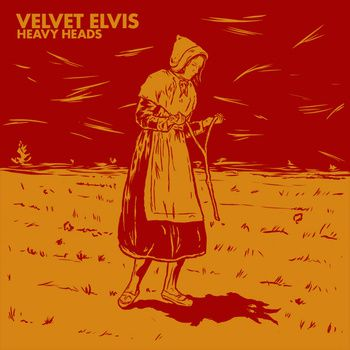 VELVET ELVIS - Heavy head (2013)