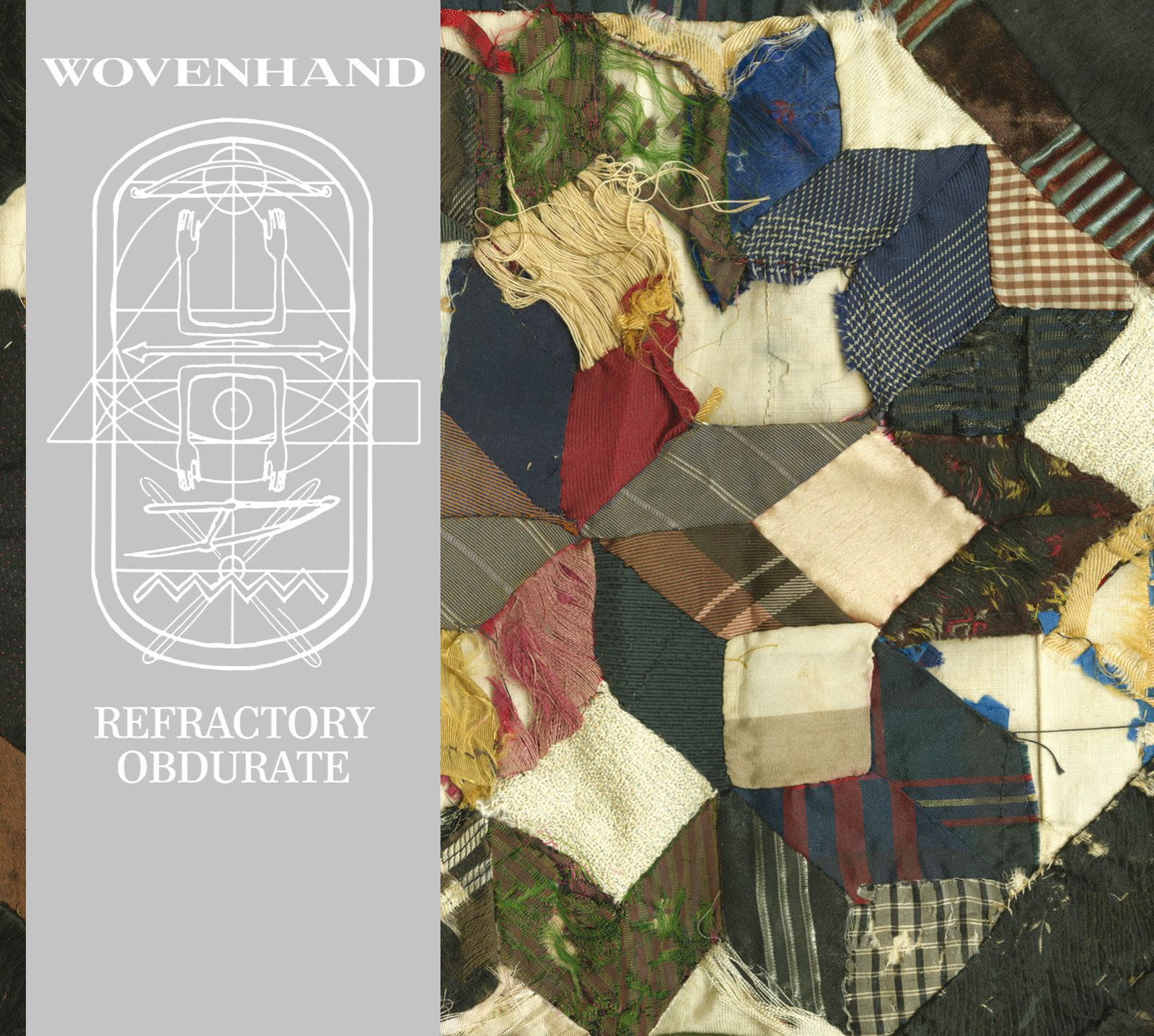 WOVENHAND - Refractory obdurate (2014)