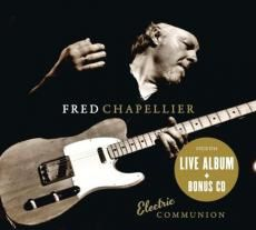 FRED CHAPELLIER - Electric communion (Live) - (2014)