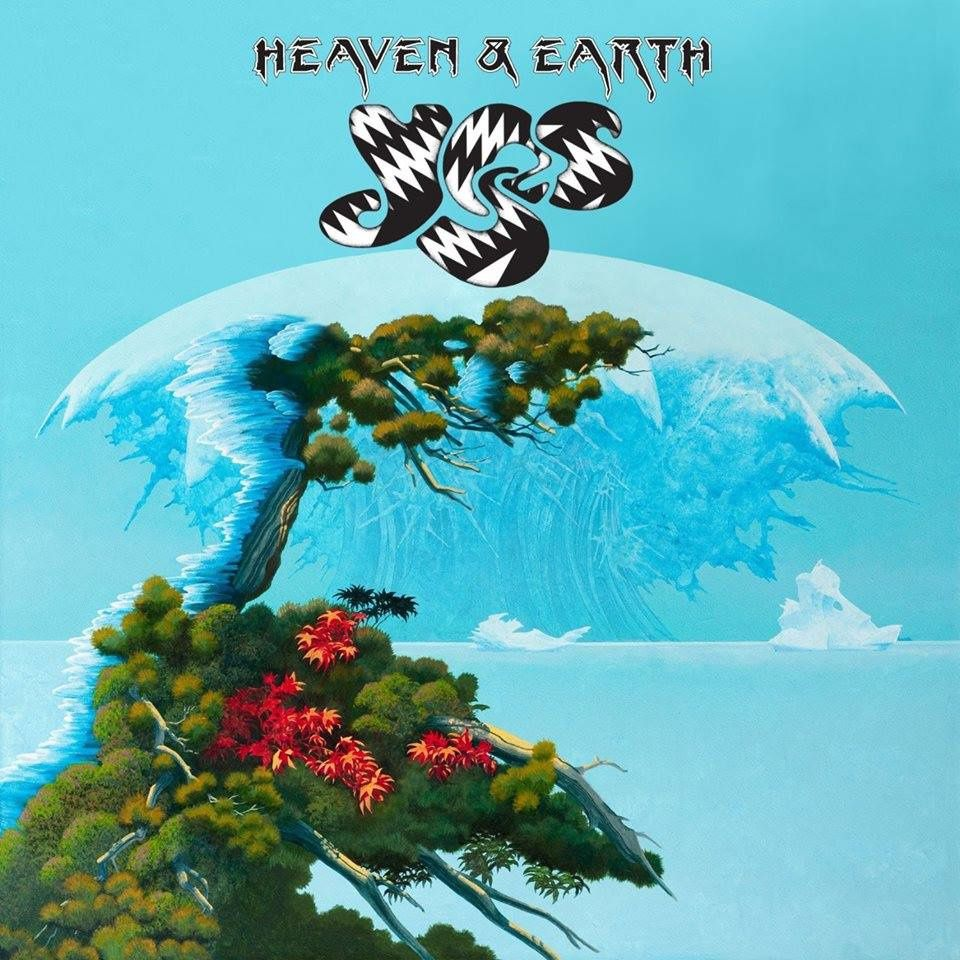 YES - Heaven and earth (2014)
