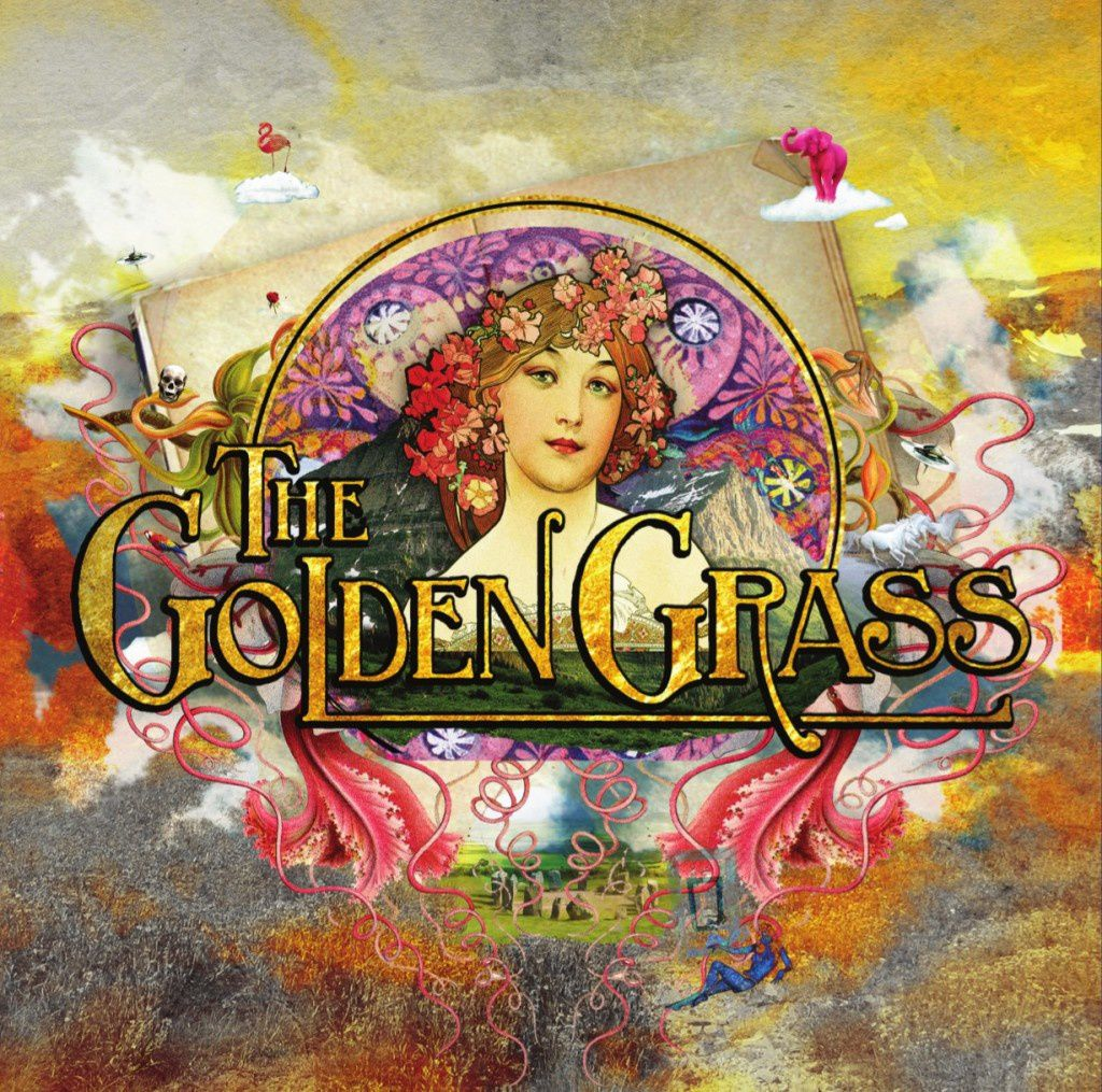 THE GOLDEN GRASS - The Golden Grass (2014)