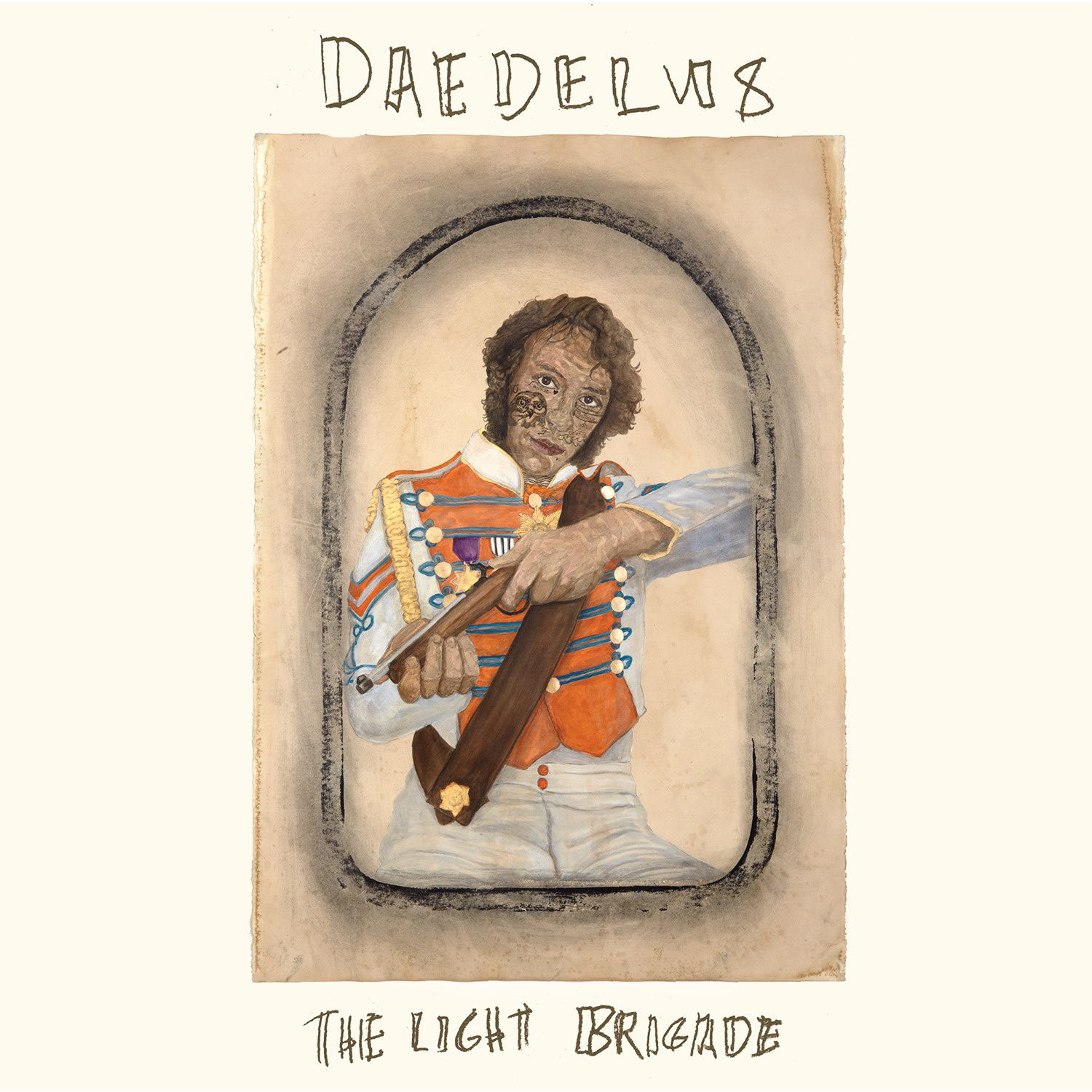 DAEDELUS - The light brigade (2014)