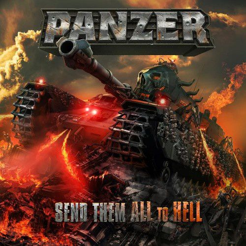 PANZER - Send them all to hell (2014)