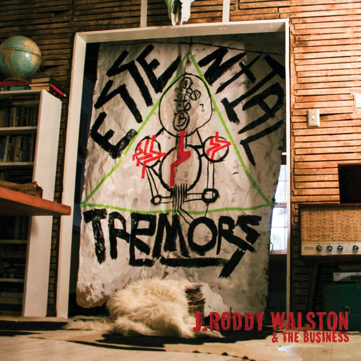 J. RODDY WALSTON AND THE BUSINESS - Essential tremors (2014)