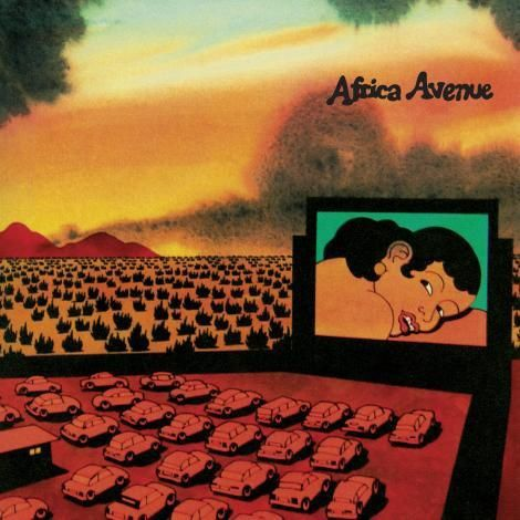 THE PAPERHEAD - Africa avenue (2014)