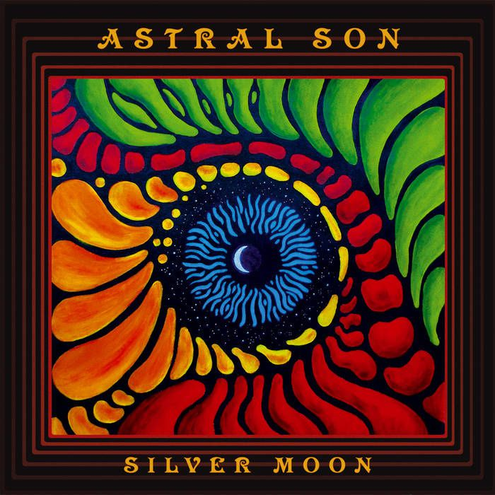 ASTRAL SON - Silver moon (2015)