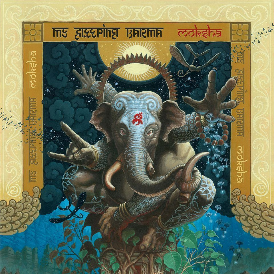 MY SLEEPING KARMA - Moksha (2015)