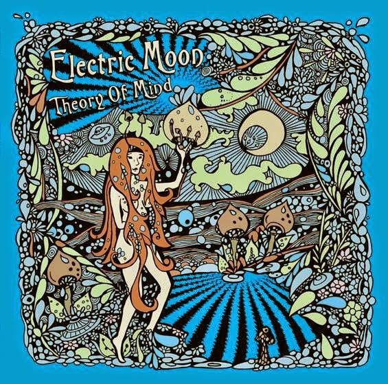 ELECTRIC MOON - Theory of mind (2015)