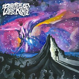 PALACE OF THE KING - White bird/Burn the sky (2015)