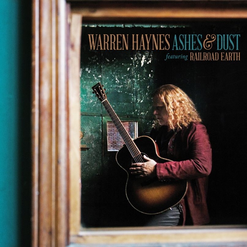 WARREN HAYNES - Ashes and dust (2015)