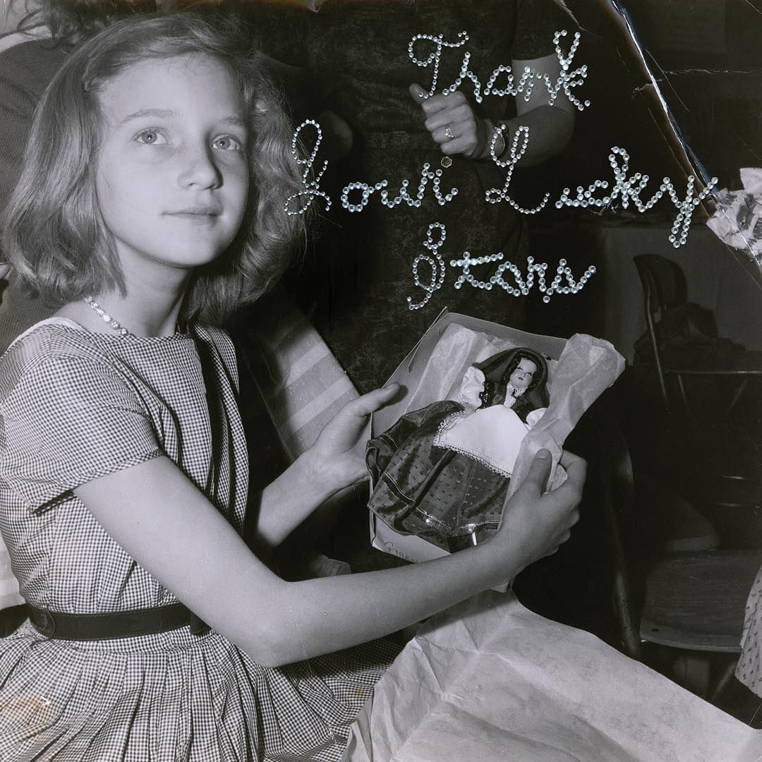 BEACH HOUSE - Thank you lucky stars (2015)