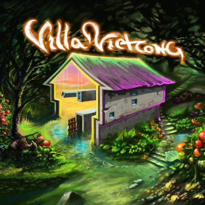 VILLA VIETCONG - The Mountain dwarf Dance (2015)