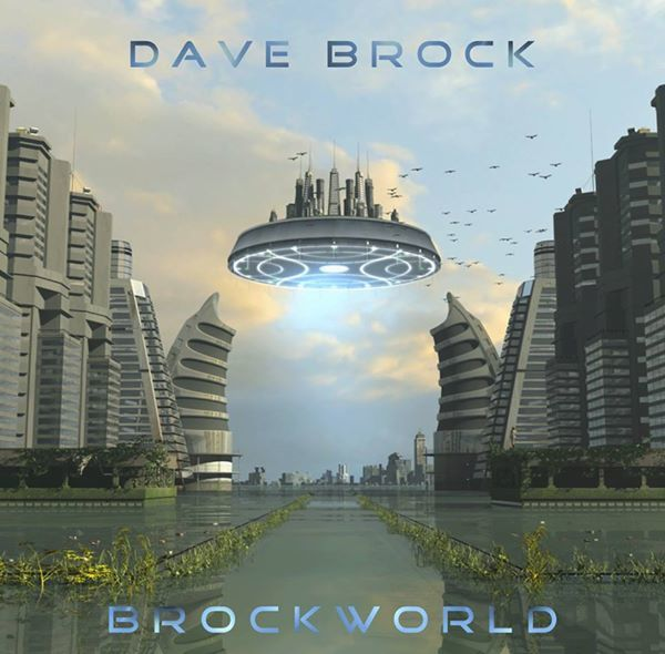 DAVE BROCK - Brockworld (2015)