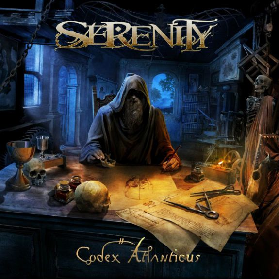 SERENITY - Codex Atlanticus (2016)
