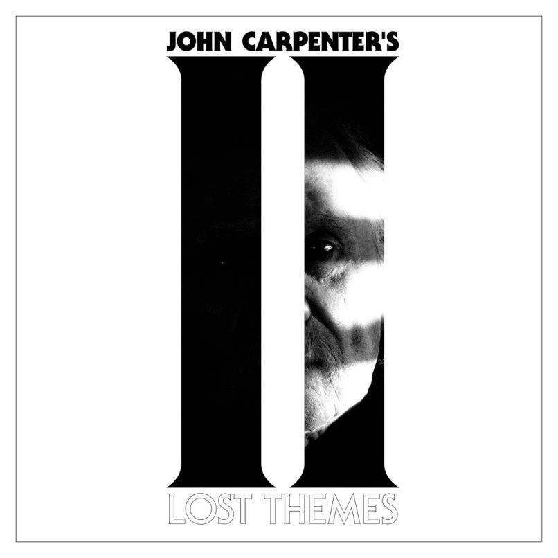 JOHN CARPENTER - Lost Themes II (2016)