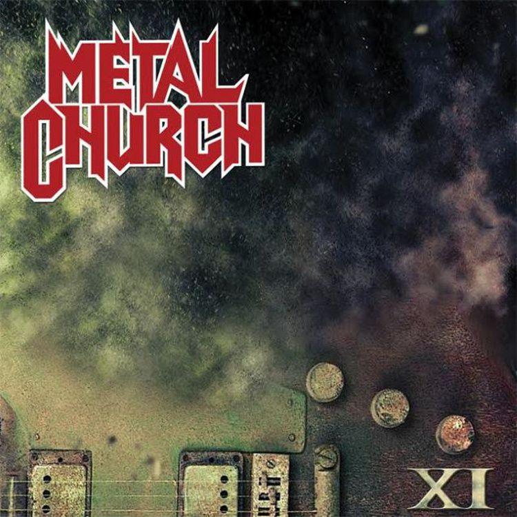 METAL CHURCH - XI (2016)