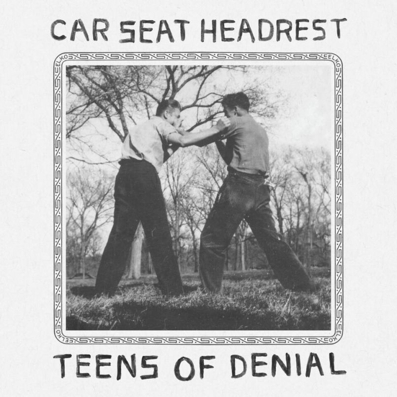 CAR SEAT HEADREST - Teens of Denial (2016)