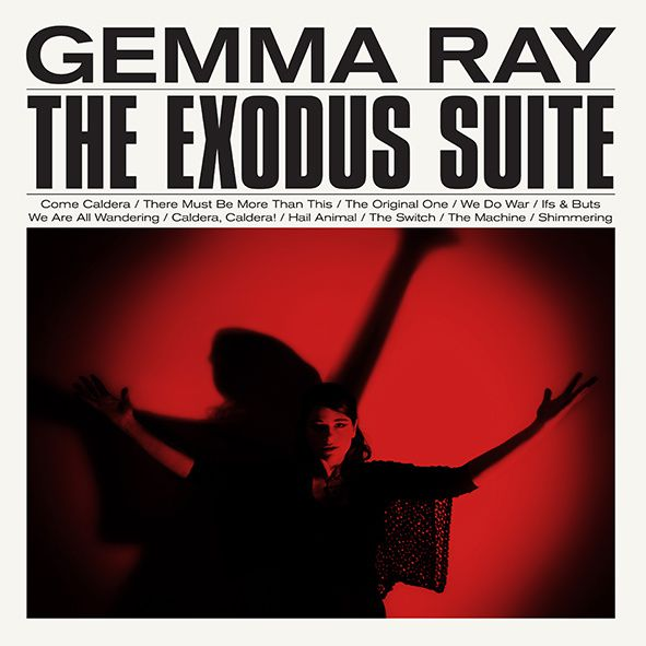 GEMMA RAY - The Exodus Suite (2016)