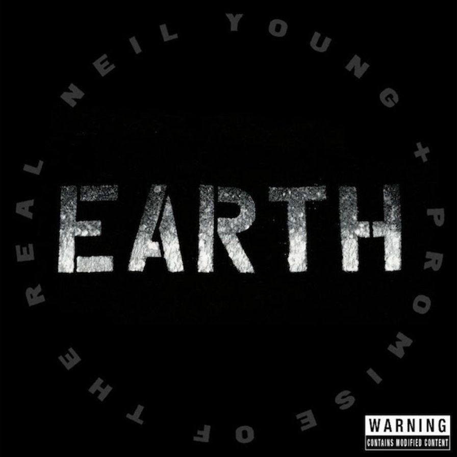 NEIL YOUNG + PROMISE OF THE REAL - Earth (2016)